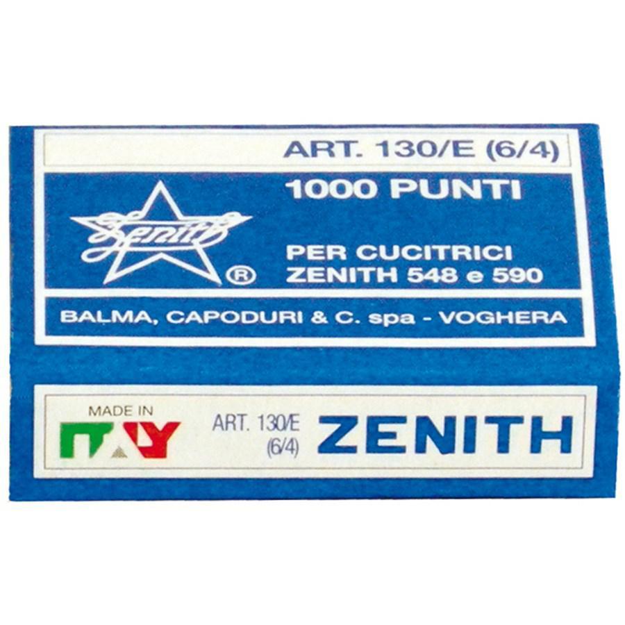 Punti(1000pz) cucitrice 130/E Zenith