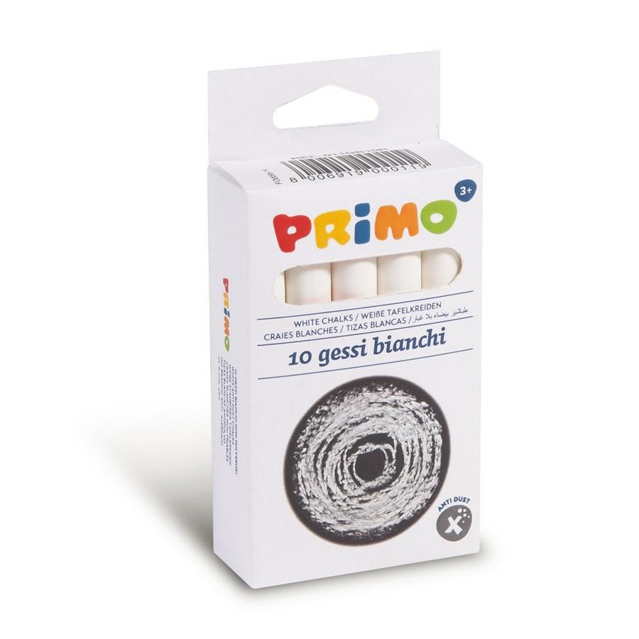 GESSO Tondo Bianco pz10