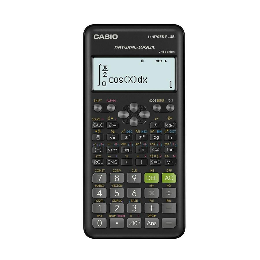 Calcolatrice CASIO FX-570 ES PLUS scientifica