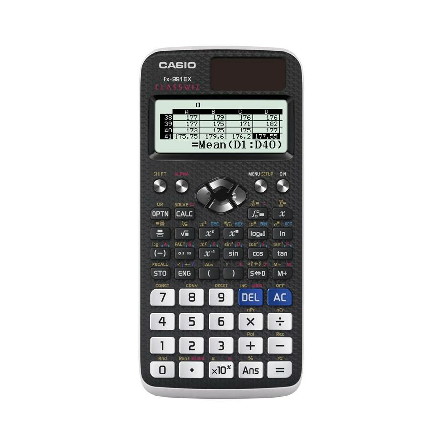Calcolatrice CASIO FX-991EX scientifica