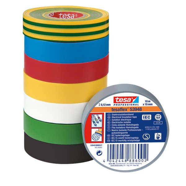 Scotch mm15xmt10 COLOR ISOTAPE per elettricisti