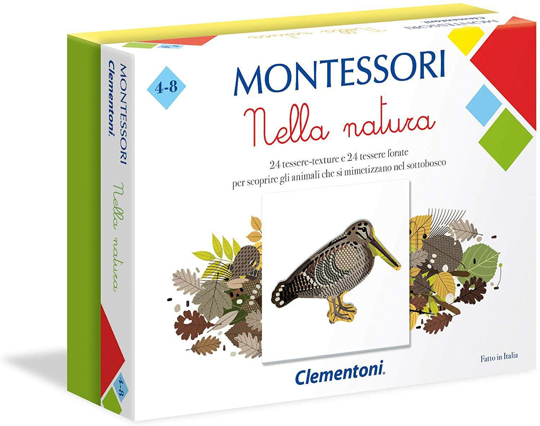 MONTESSORI-NELLA NATURA