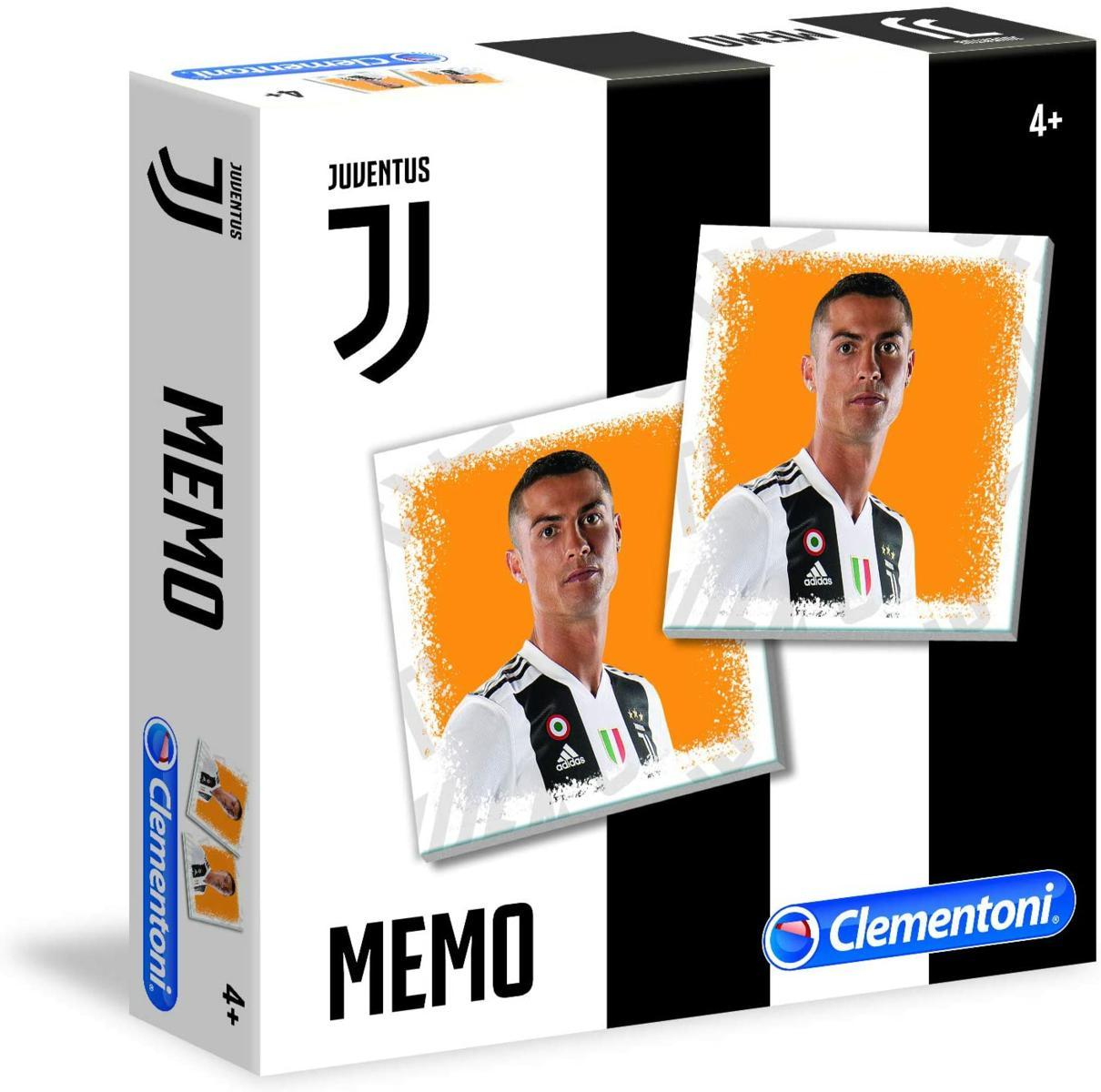 MEMO GAMES JUVENTUS CLEMENTONI