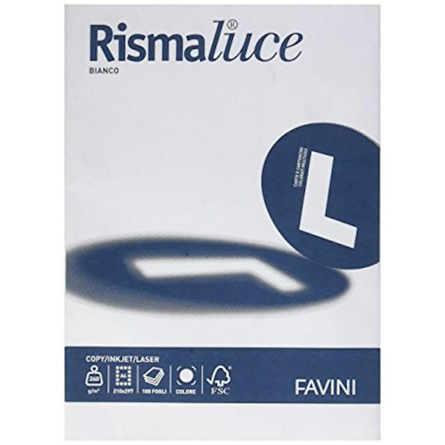 RISMALUCE A3 BIANCA GR100 GR120 GR140 GR200