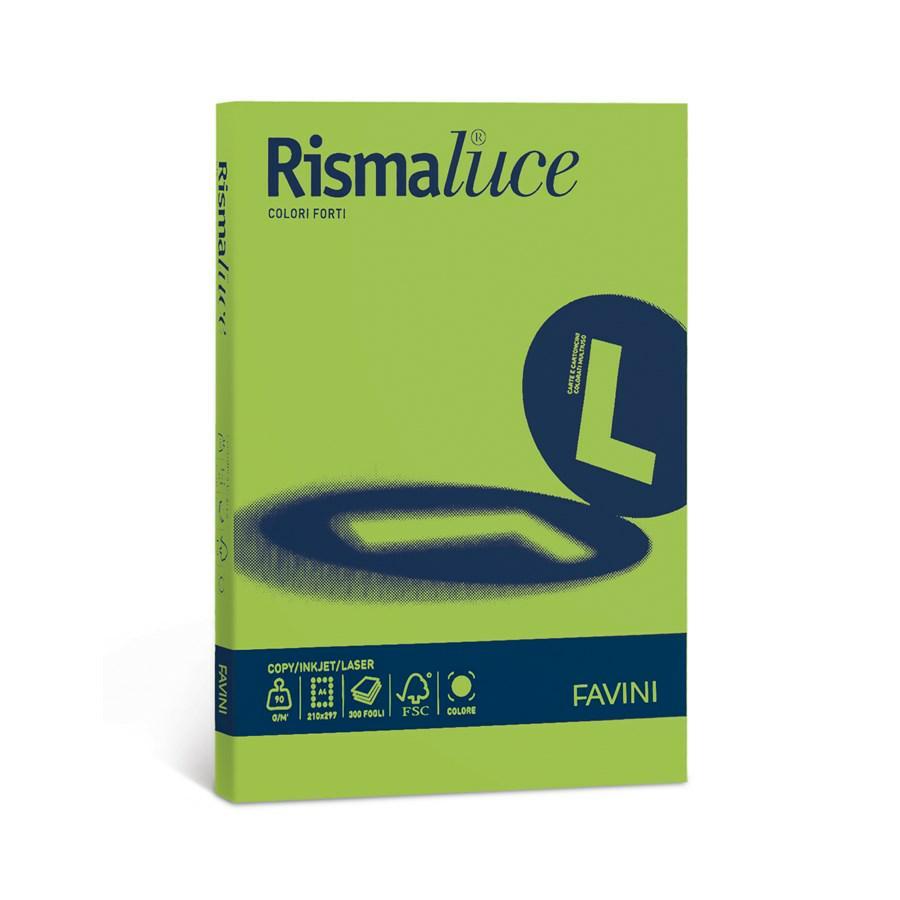 RISMALUCE A4 COLORATO GR200 FF50