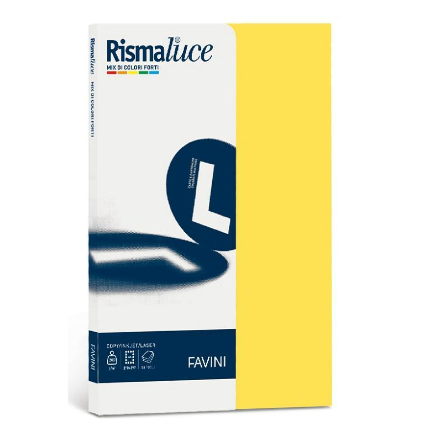 RISMALUCE PROMO A4 GR90 5COLORI F100
