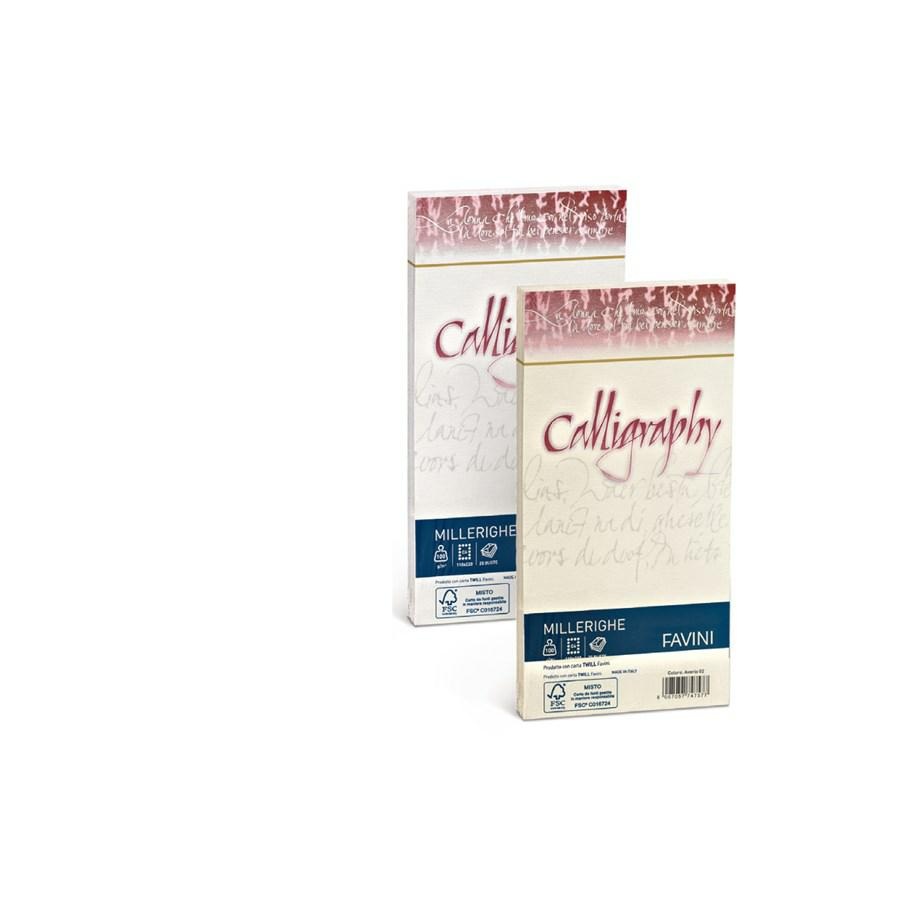 BUSTA CALLIGRAPHY MILLERIGHE PZ25