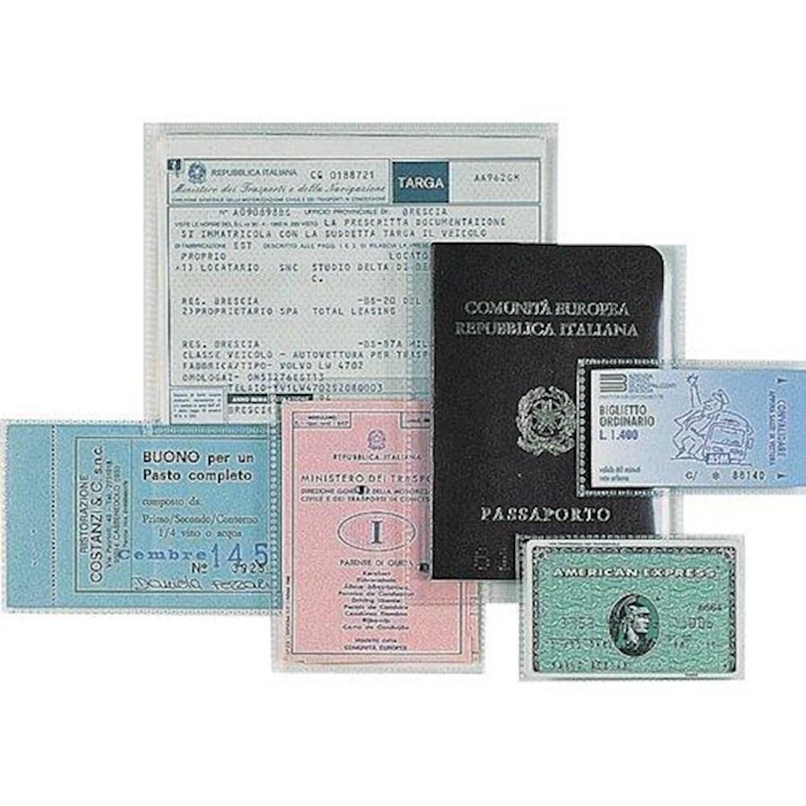 Busta 10x13,5 UPOCKET Superior (Passaporto)