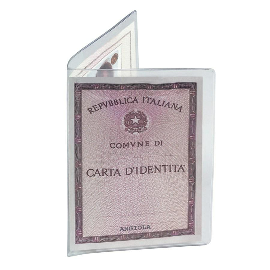 Porta Carta IDENTITA' cm16x11,5
