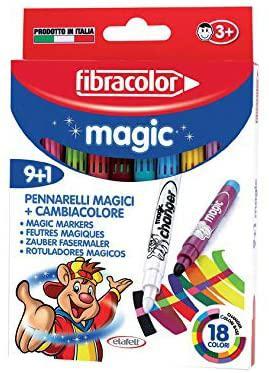 FIBRACOLOR MAGIC 9+1