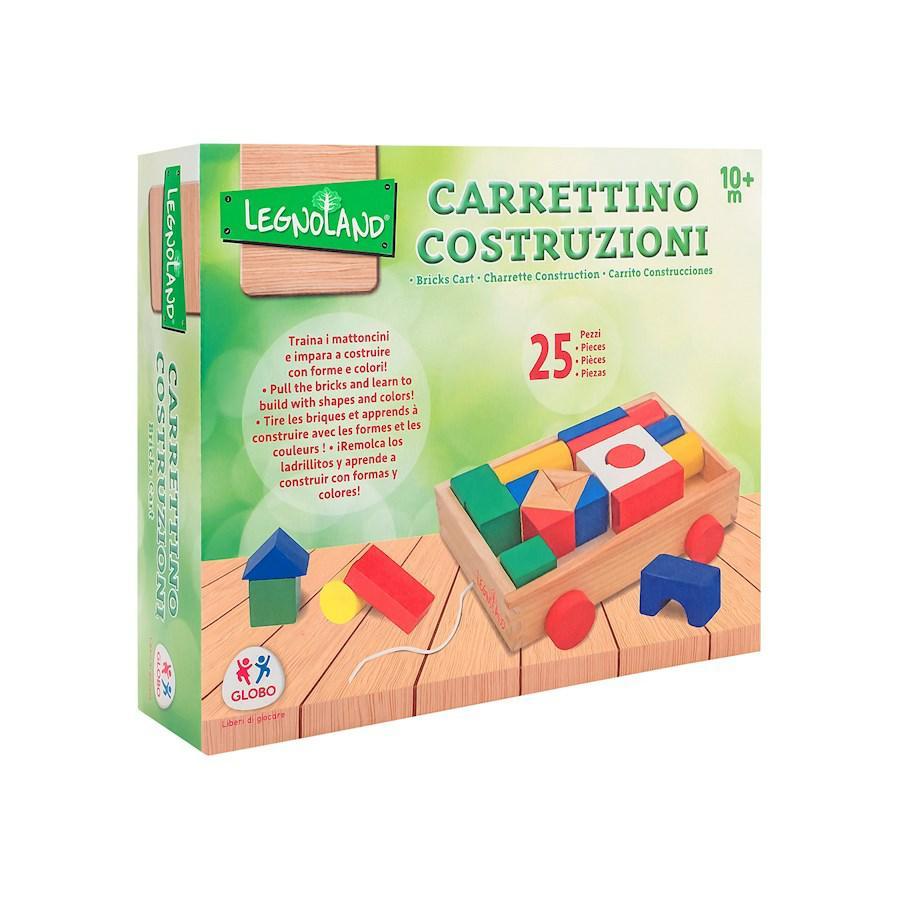 CARRETTO TRAINABILE LEGNO pz25