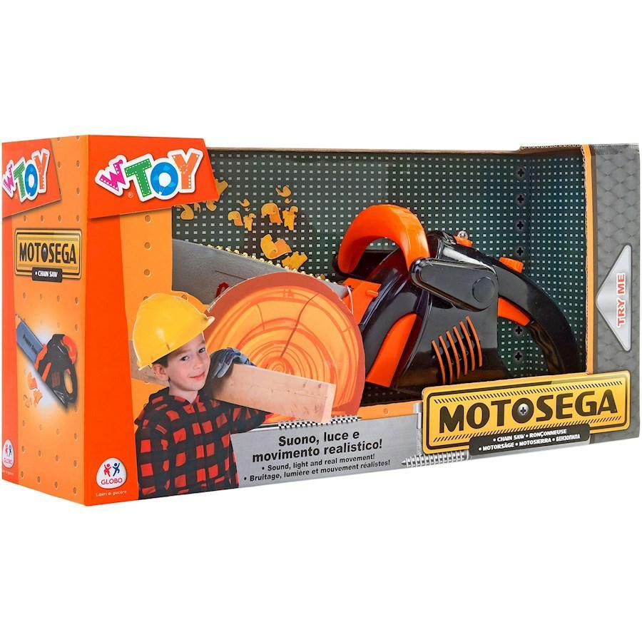 MOTOSEGA B/O 34CM TRY ME