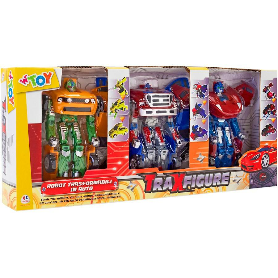 TRAXFIGURE ROBOT AUTO 1:32