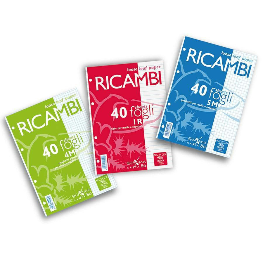 Ricambio A4 90gr