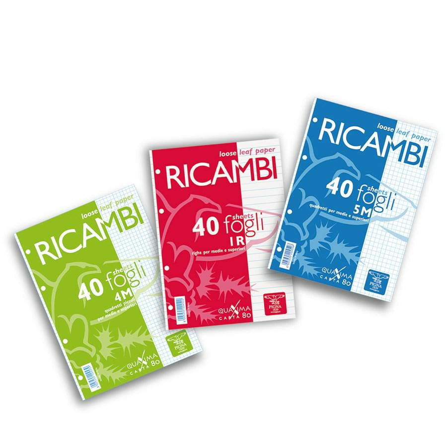 RICAMBIO A5 90GR