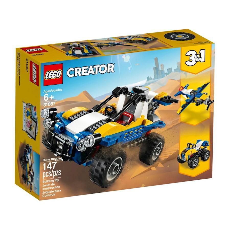 Creator-dune buggy