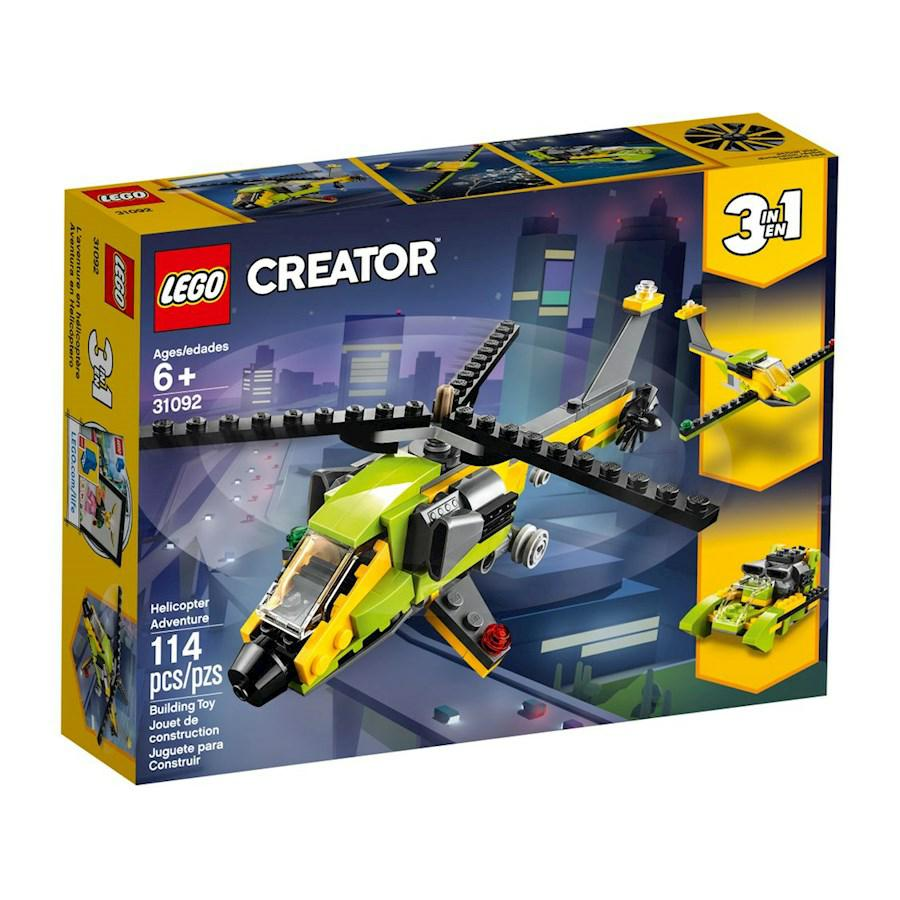 Creator-avventura in elicottero