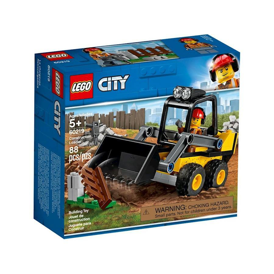City-ruspa da cantiere