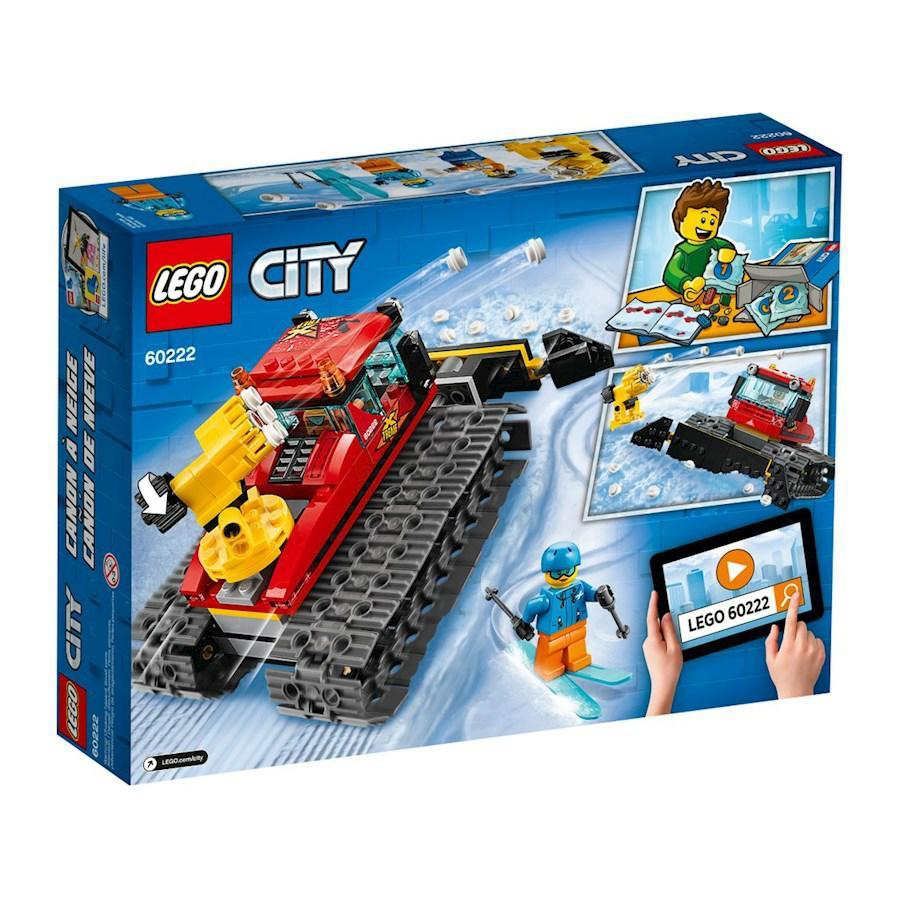 City-gatto delle nevi