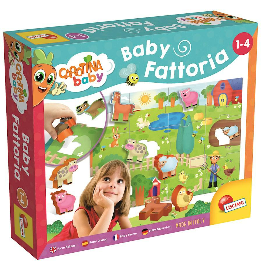CAROTINA BABY FATTORIA