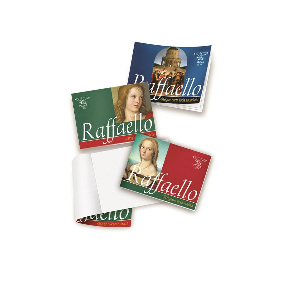 ALBUM DISEGNO PIGNA RAFFAELLO F.TO 24X34 5M