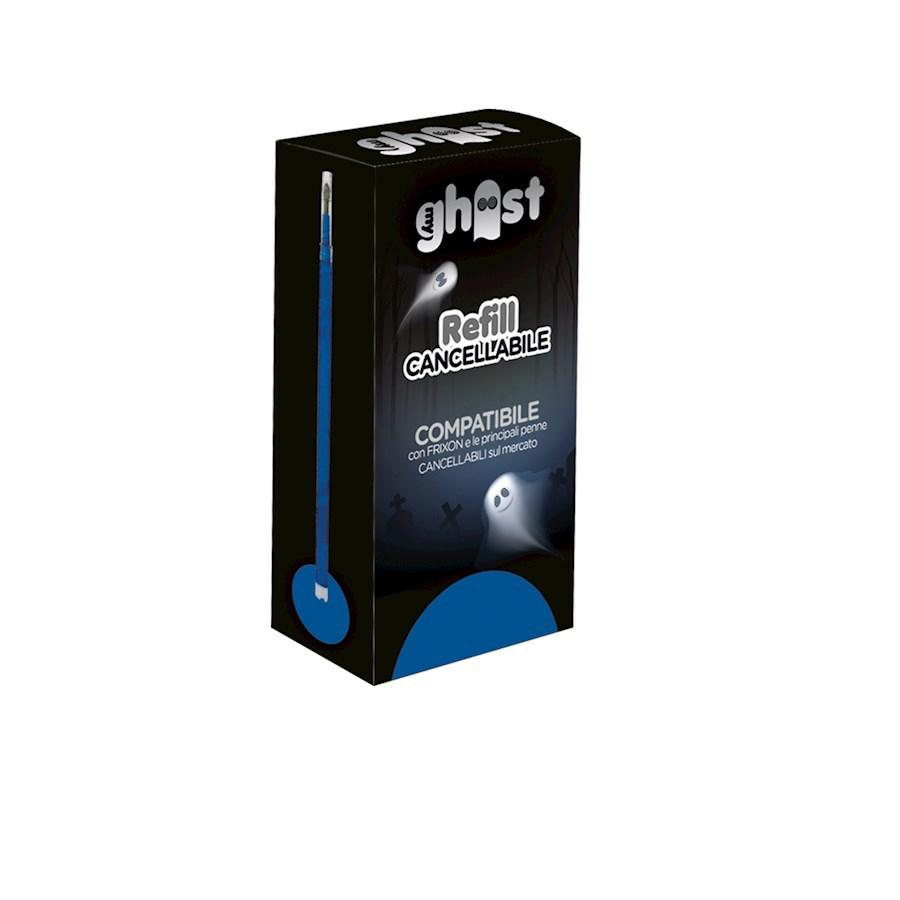 SET 3 REFILL GHOST BLU