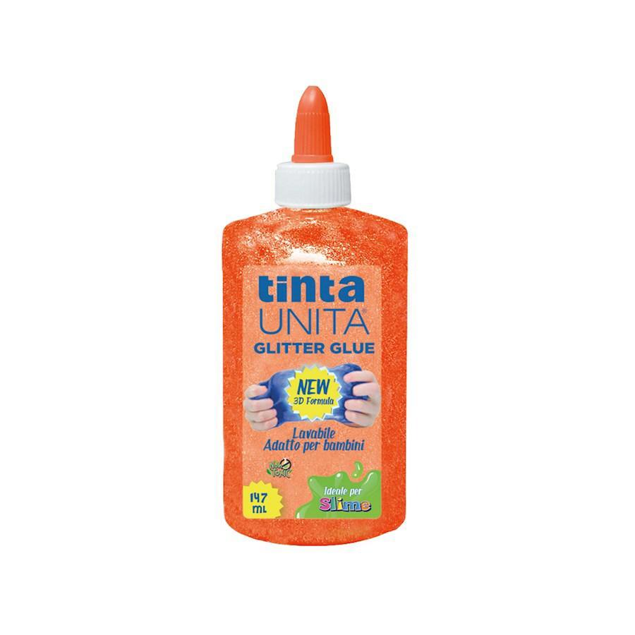 COLLA GLITTER 147 ML FLUORESCENTE TINTAUNITA
