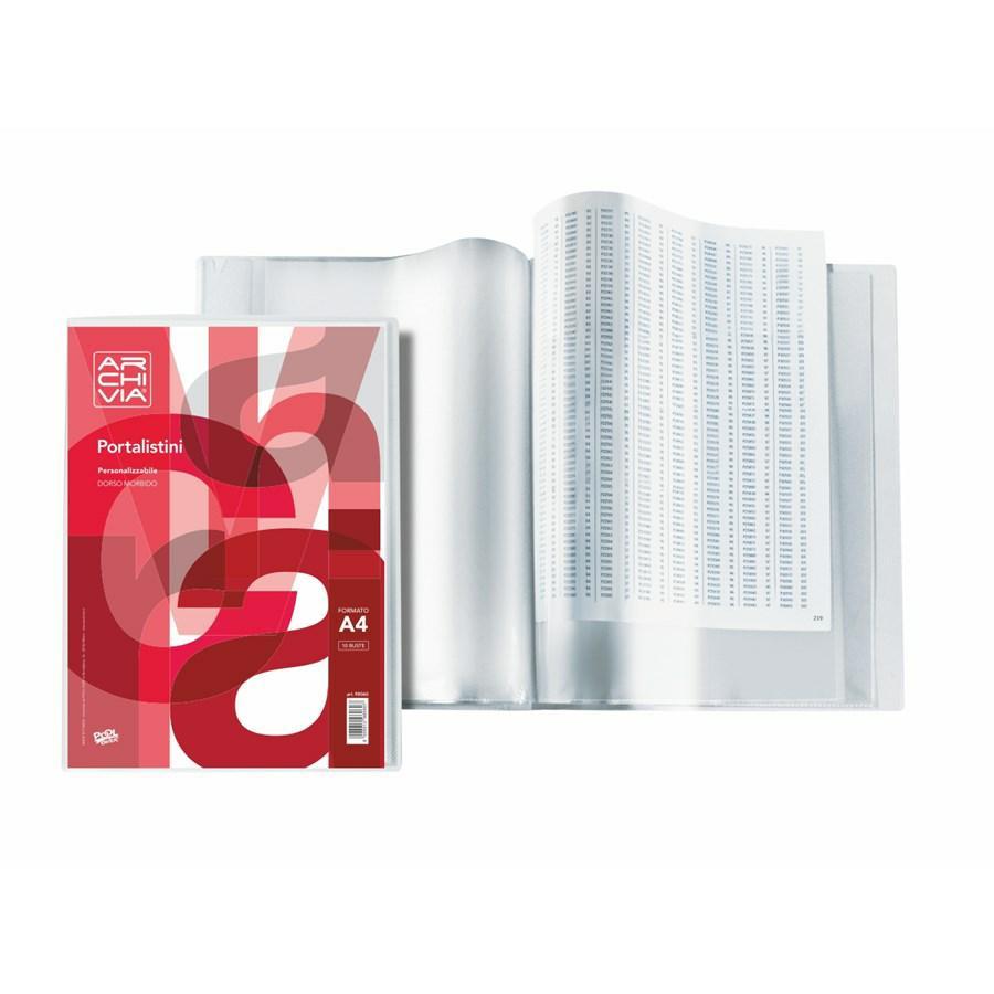 PortaListino ff10 Personalizzabile 22x30 ARCHIVIA