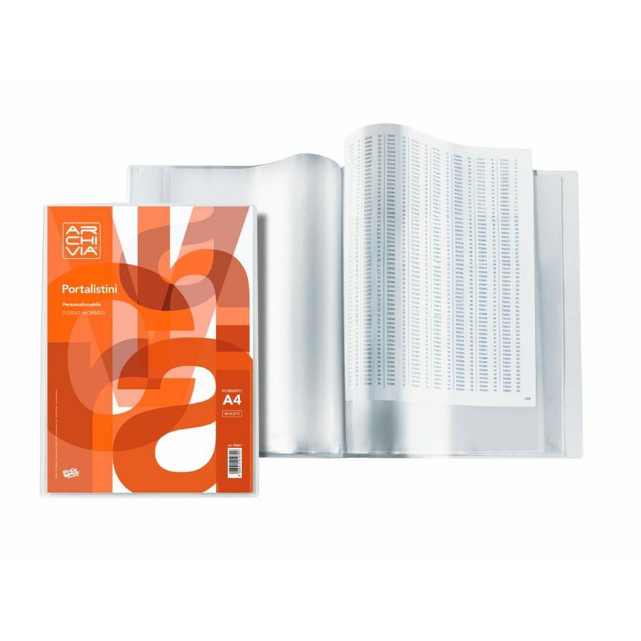 PortaListino ff50 Personalizzabile 22x30 ARCHIVIA