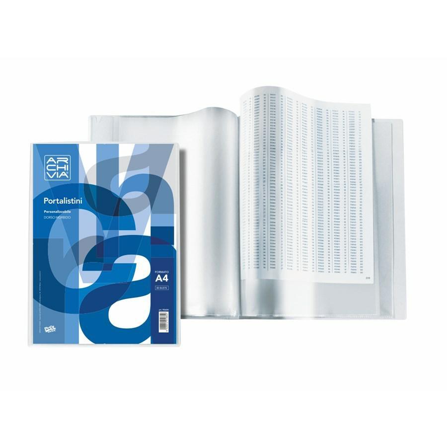 PortaListino ff80 Personalizzabile 22x30 ARCHIVIA