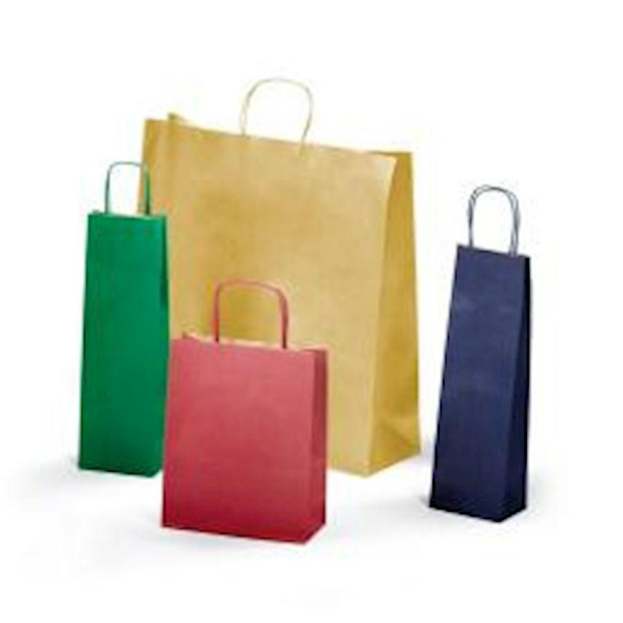 SHOPPER 16x21x8 COLORI SCURI