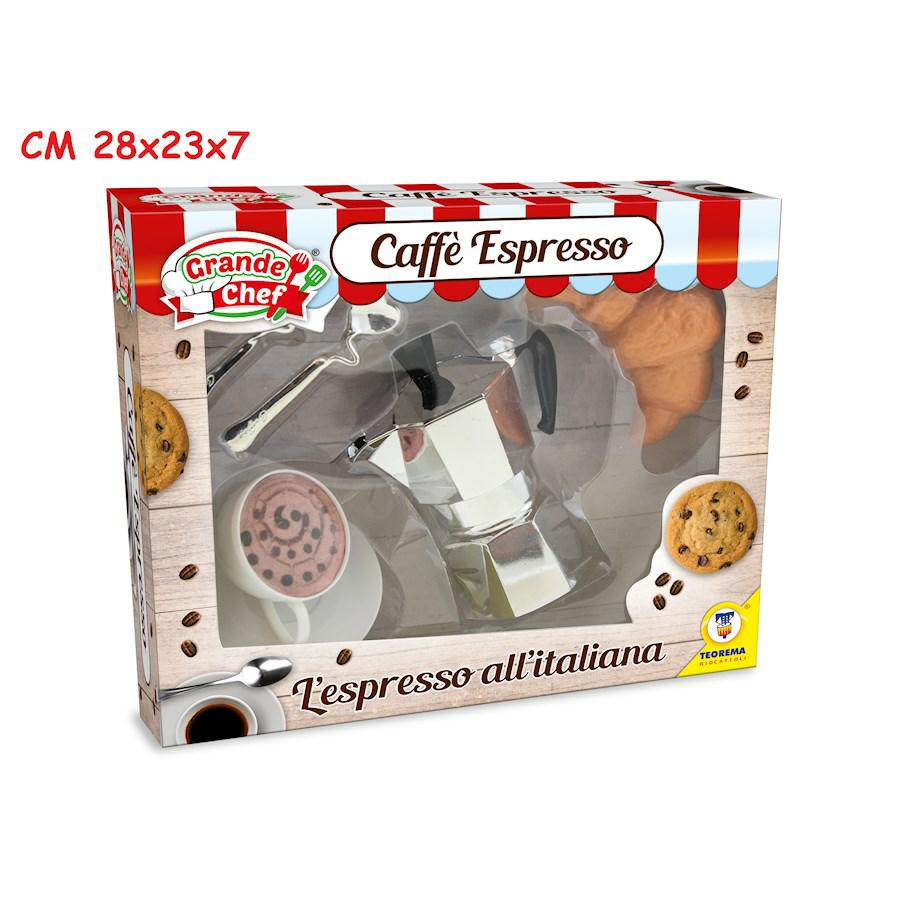 GRANDE CHEF CAFFE ESPRESSO ALL'ITALIANA