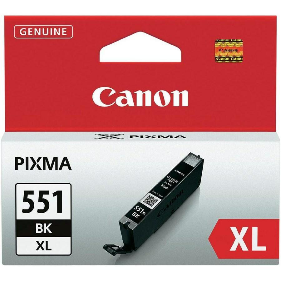 CANON INK-JET NERO N.551XL *6443B001* 7250/5450/5550 CLI-551XLBK
