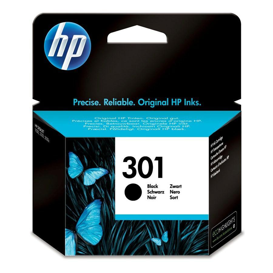 HP Ink-Jet Nero N.301 *CH561E* pg190 1050-2050