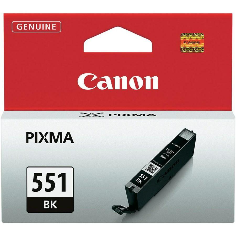 CANON INK-JET NERO N.551 *6508B001* 7250/5450/5550/6350 CLI-551N