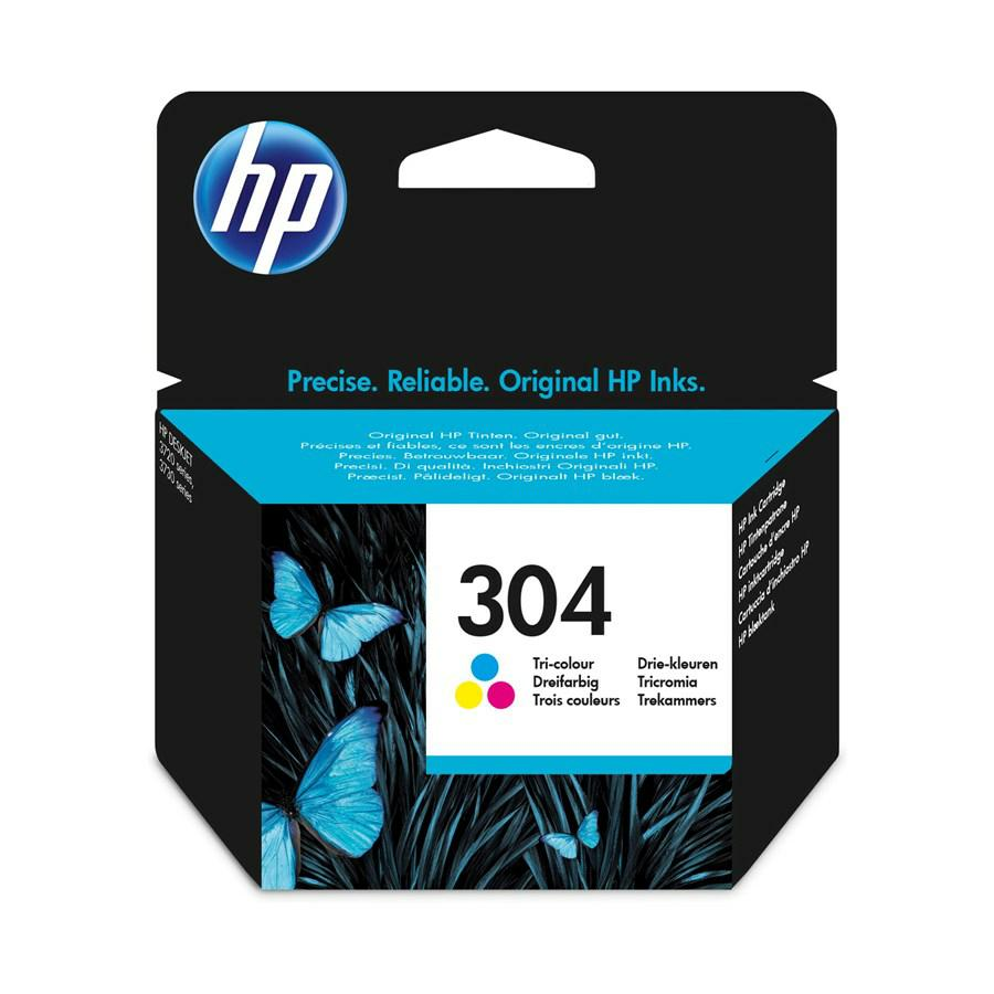 HP Ink-Jet Color N.304 *N9K05A* pg100