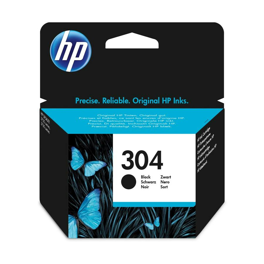 HP Ink-Jet Nero N.304 *N9K06A* pg120