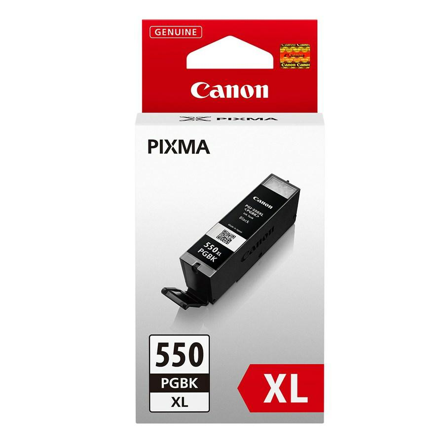 CANON INK-JET NERO N.550XL *6431B004* 7250/5450/5550/6350 PGI-550XL