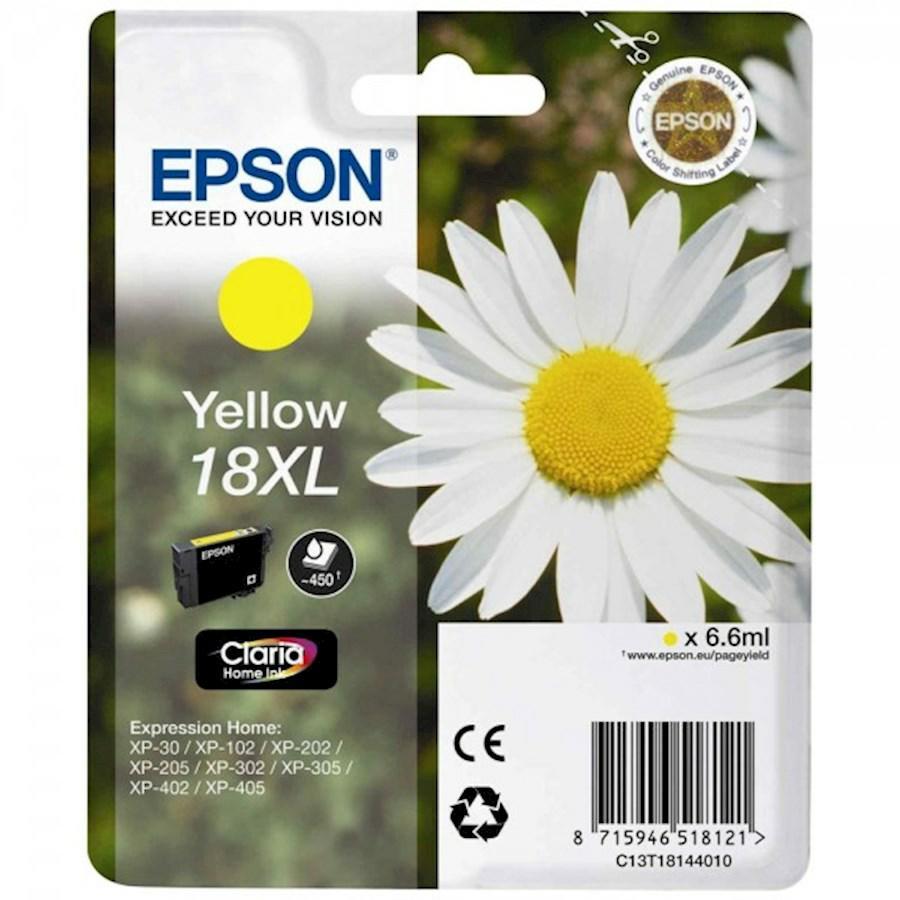 EPSON Ink-Jet Giallo N.18XL*T181440* XP-402/405/305